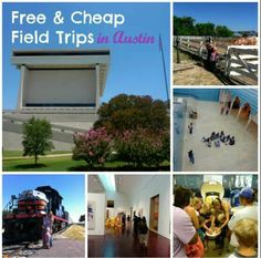 Free field trips Austin