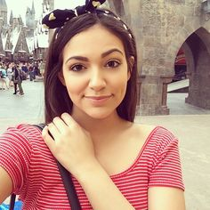 Bethany Mota at Disneyland<3 flawless as always