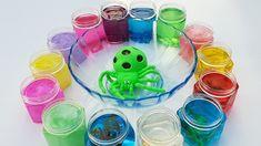 Mixing Slime!!! Satisfying Slime Video Slime Videos, Diy, Bricolage, Handyman Projects, Do It Yourself, Diys, Diy Hacks, Crafting