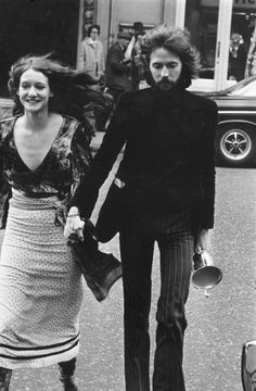 """Alice Ormsby-Gore, """"a glittering aristocrat on the Chelsea circuit,"""" was once engaged to Eric Clapton.  Photo: David Cairns/Express/Getty Images"""