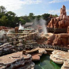 Big Thunder Mountain Railroad Magic Kingdom, Walt Disney World