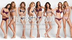 This image is disempowering because some women feel insecure about their bodies and ads just putting it up there can put pressure on wanting them to look more like the models by saying that if we buy their product we will look like models.