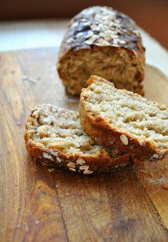 Planeta Smaku: Nocny chleb owsiany