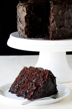 """5 Chocolate Cake Recipes That Really Are """"The Best""""+#refinery29"""