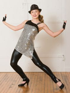 Crazy Vibes | Revolution Dancewear Jazz/Tap Dance Recital Costume