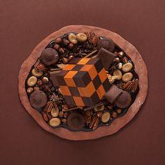 Brown Sugar - Black Pizza | Studio de création