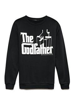 The Godfather Sweatshirt | FOREVER 21 - 2000076036