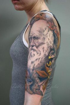Elize Nazelie, Boston (For those who don't know, this is the tattoo artist I go to.)
