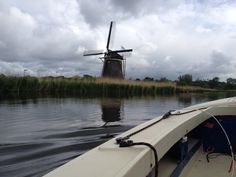 Boat trip down the Rotte. Rotterdam - the Netherlands. Photo taken by me.