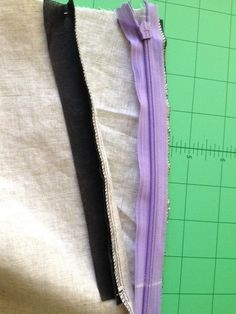 Without a doubt, invisible zippers give a much cleaner and more professional finish to garments - particularly for side and back op...
