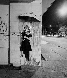 Bansky New Orleans