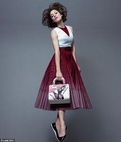 Ballet handbag campaign