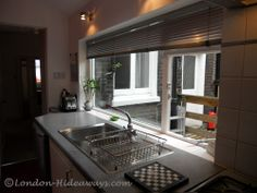 Kitchen Furnished Apartments, Bloomsbury, One Bedroom, Kitchen Cabinets, London, Furniture, Home Decor, Decoration Home, Room Decor