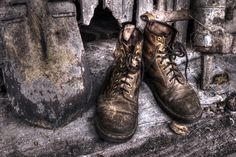 Photograph Doc Martens - The Pigpen by Jól Minden on 500px