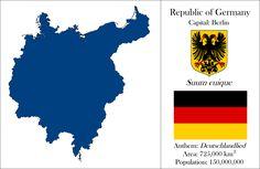 Republic of Germany by Lehnaru on DeviantArt