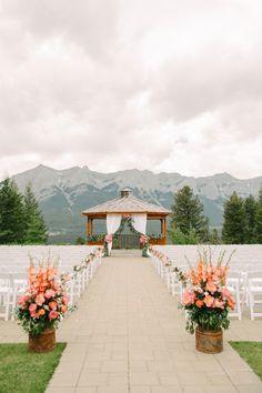 Wedding planner: http://lynnfletcherweddings.com | Photography: http://www.corrinawalker.com | Floral design: http://www.stylemepretty.com/portfolio/fleurish-flower-shop | Wedding venue: http://www.stylemepretty.com/portfolio/silvertip-resort | Photography - assistance: http://erinshepleyphotography.com/ | Read More: https://www.stylemepretty.com/2016/02/12/pink-woodland-fairytale-mountain-wedding/