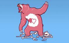 Uncare Bear