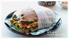 닭가슴살 커리 샌드위치 만드는법, 닭가슴살 샌드위치 - Daum 미즈쿡