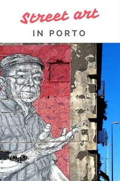 Discover some well known artists of #street #art in #Porto.