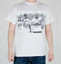 Milkcrate Athletics x Mobb Deep T-Shirt - Available at SneakersnStuff - #crispculture