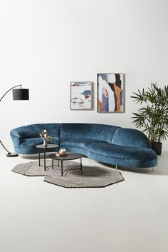 Shop The Grace Collection at Anthropologie today, featuring the season's newest arrivals as well as tried-and-true favorites. Unique Living Room Furniture, Hanging Furniture, Find Furniture, Living Room Sofa, Custom Furniture, Furniture Making, Home Furniture, Luxury Furniture, Gold Home Accessories