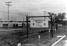 71st Transportation Battalion HQ Sign