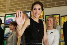 Crown Princess Mary in Sydney