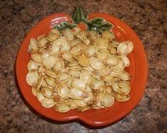 My favorite pumpkin seeds!