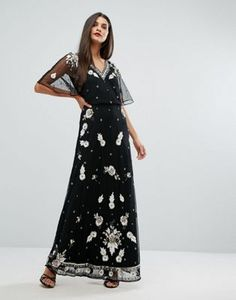 fc190bb8456d ASOS | Online shopping for the Latest Clothes & Fashion. Maxi Wrap DressRiver  ...
