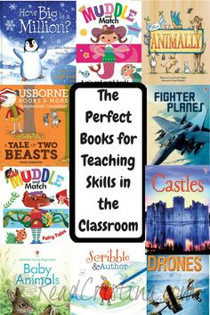 There are so many great books out there, but which would be great for the classroom or home learning environment? See this list and follow my journey with Usborne Books & More at facebook.com/readcristina