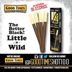 #LittleNWild #TheBetterBlack