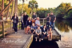 My (Cinnamon Miles) Family! Such a fun photo shoot with some extended family too... Photographed by www.caytonheathphotography.weebly.com