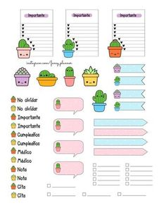 Planner Stickers - Better Handle Your Time By Using These Tips Bullet Journal School, Bullet Journal Banner, Bullet Journal Lettering Ideas, Bullet Journal Writing, Bullet Journal Ideas Pages, Bullet Journal Inspiration, Printable Planner Stickers, Journal Stickers, Planner Template