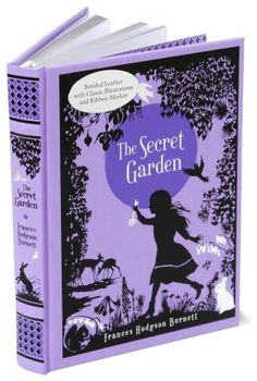 The Secret Garden (Barnes & Noble Leatherbound Classics Series) by Frances Hodgson Burnett,Charles Robinson (Illustrator) I Love Books, Great Books, Books To Read, My Books, Amazing Books, Library Books, The Secret Garden, Spring Books, Classic Books