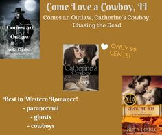 3 Western Romance Stories - COME LOVE A COWBOY, II https://www.amazon.com/dp/B06XZNR534/