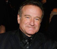 Armario de Noticias: Robin Williams, horas antes de quitarse la vida, d...