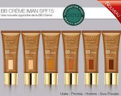 La Beauté de Lâm: IMAN COSMETICS : j'ai testé la BB Crème pour peaux métisses et noires