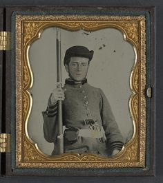 Private Peter Lauck Kurtz of Company A, 5th Virginia Infantry Regiment