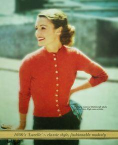 1950s Fashion Dresses, Modest Fashion, Retro Fashion, Vintage Fashion, Fashion Outfits, Womens Fashion, Classic Style Women, Vintage Outfits, Vintage Clothing