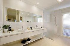 Bathroom style. Eden Brae style