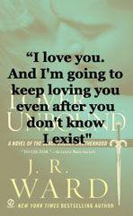Lover Unbound (Vishous) by J.R. Ward  http://paranormalromancereads.com