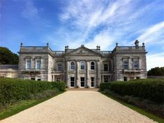 Tedworth House, Wiltshire. This stunning Palladian Mansion has found a new lease of life as a military recovery centre for wounded servicemen. The incredible transformation has been funded by Help for...
