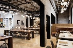 Inside A Brilliantly Designed Los Angeles Co-Working Space | Airows