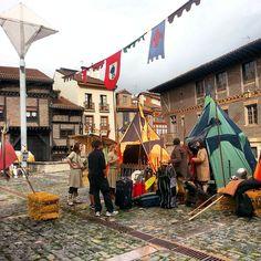 Mercado Medieval de Vitoria - Gasteiz #paisvasco *-*