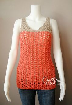 This breezy shell tank top is super easy to make. This tank is constructed in two simple pieces which are then stitched up the sides. The color change at the bodice and the short slit up the side add to the visual appeal.  This post contains affiliate links By using this pattern you agree [...]