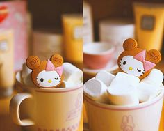 I love anything with Hello Kitty