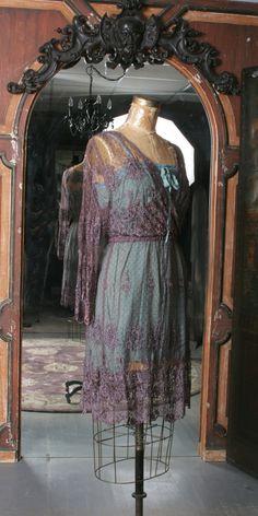 Rhiannon Lace Tunic
