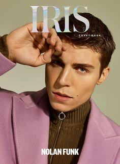 Male Fashion Trends: Nolan Funk por Bon Duke para IRIS Covet Book