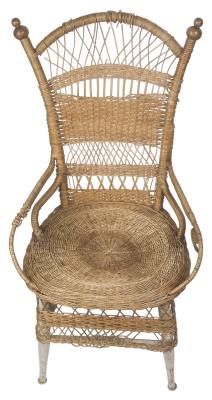 Chairs with wicker seats require occasional maintenance, especially if the wicker is made from a natural material such as cane or rattan. The repair methods and supplies needed depend on the nature of the problem