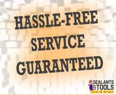 For a hassle-free service when purchasing your construction needs, visit http://www.sealantsandtoolsdirect.co.uk/.